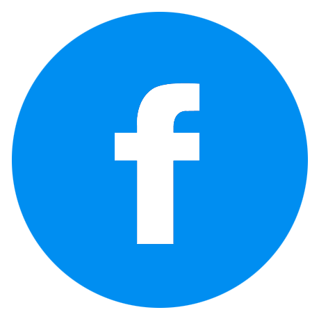 Image result for facebook icon blue