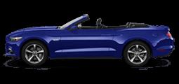 Mustang Convertible rental Maui