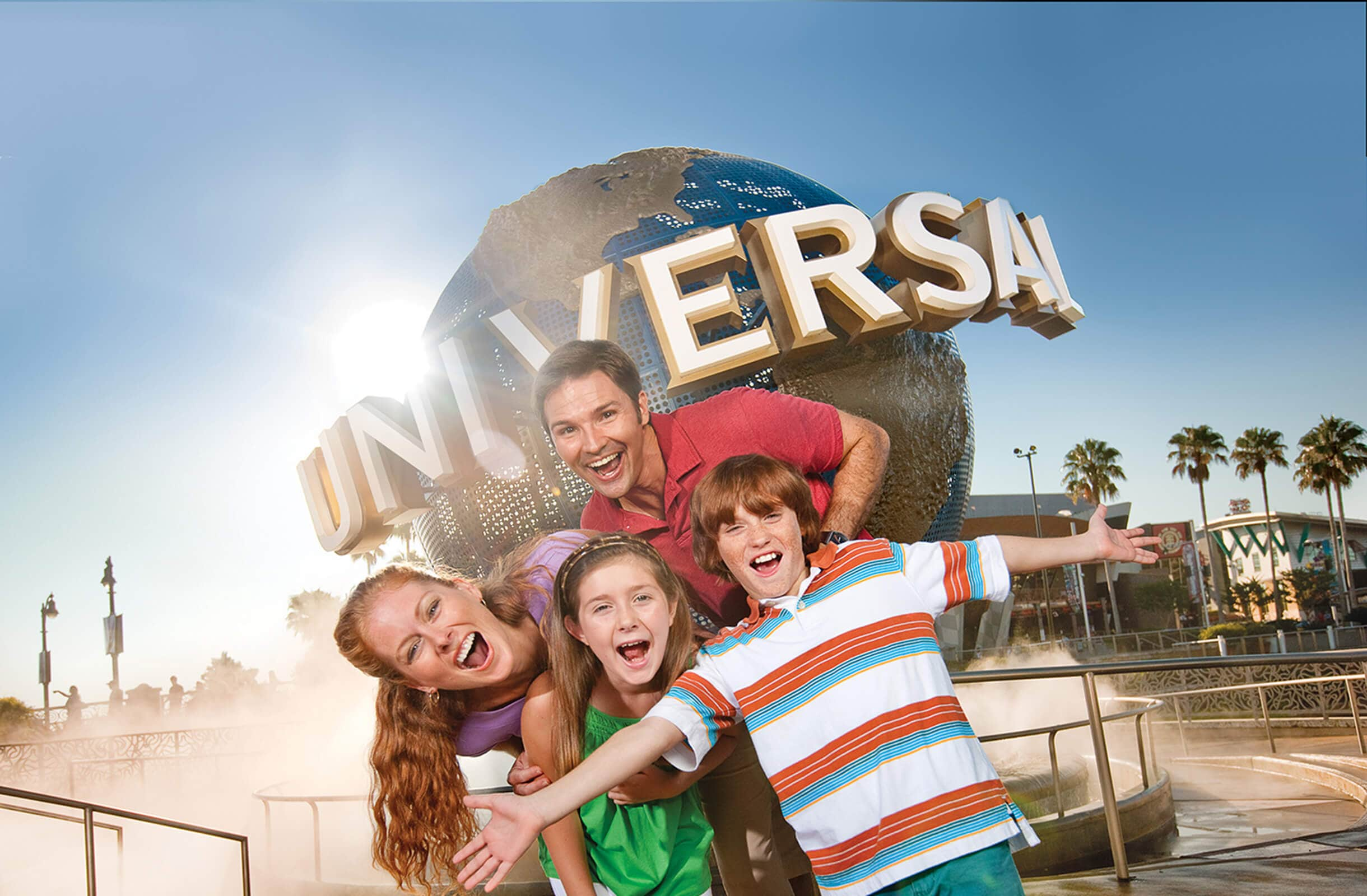 Réduction de 5 % avec Universal Orlando Resort