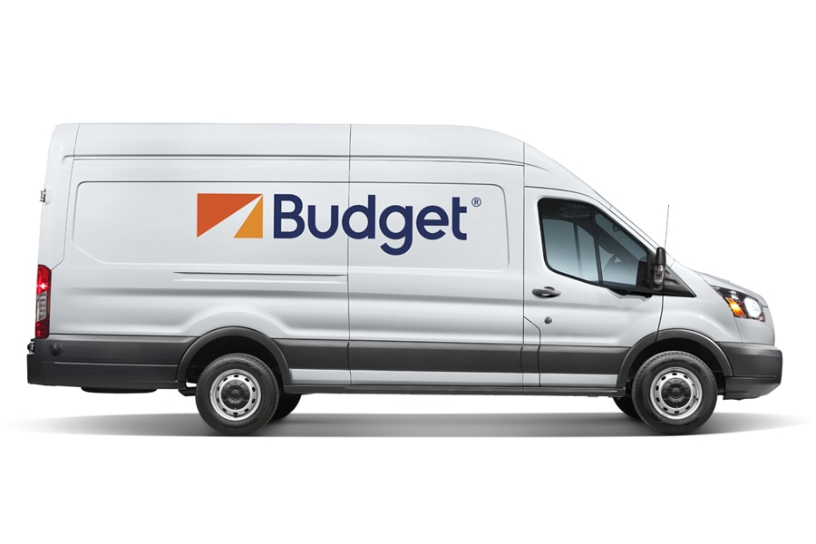 Cargo Vans as low as $29.99 per day