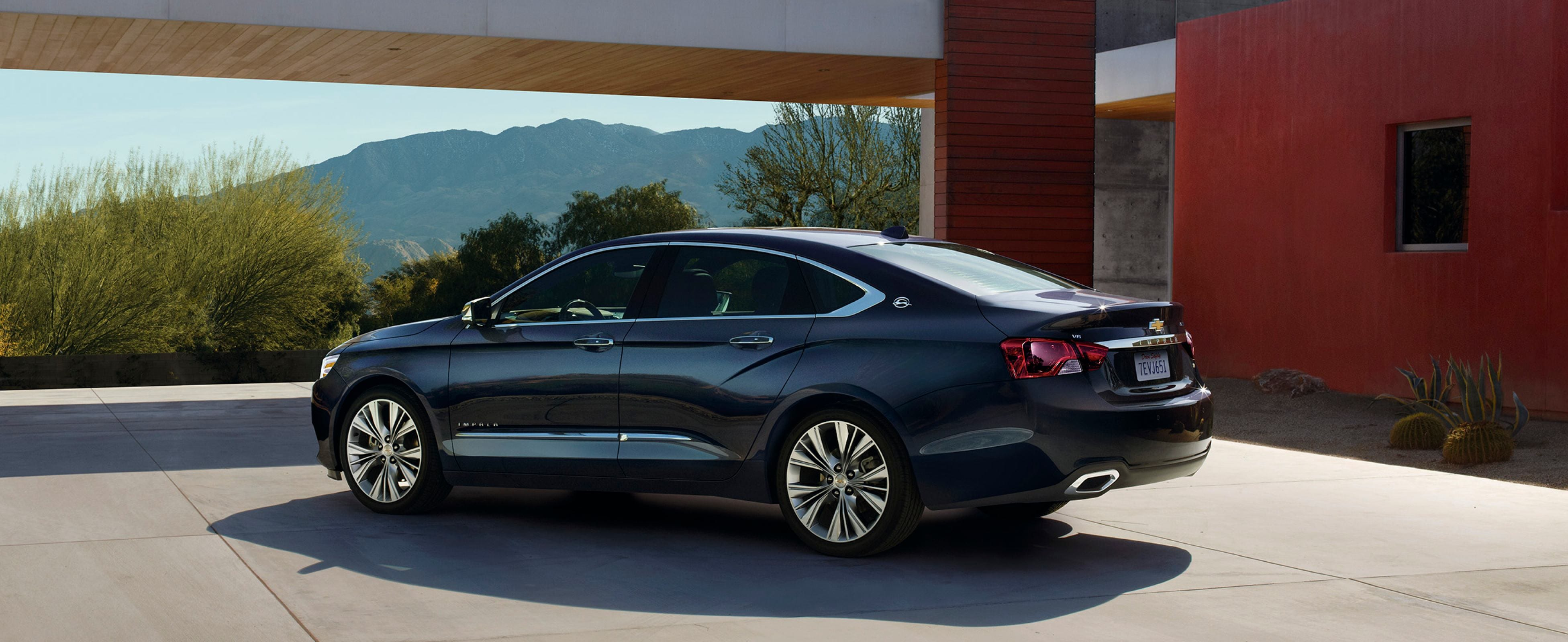 Premium Car Rental [Chevy Impala LT or Similar] | Budget Rent a Car