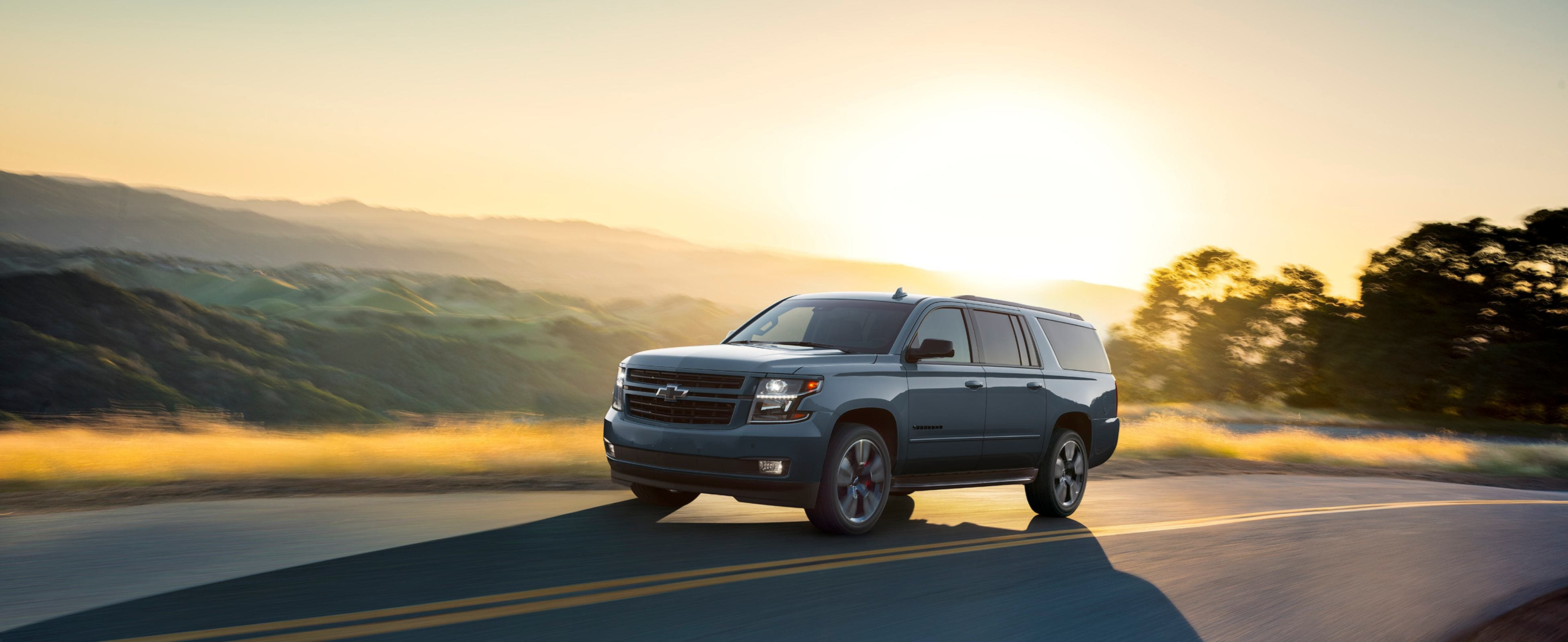 Premium Suv Rental Chevy Suburban Or Similar Budget Rent A Car