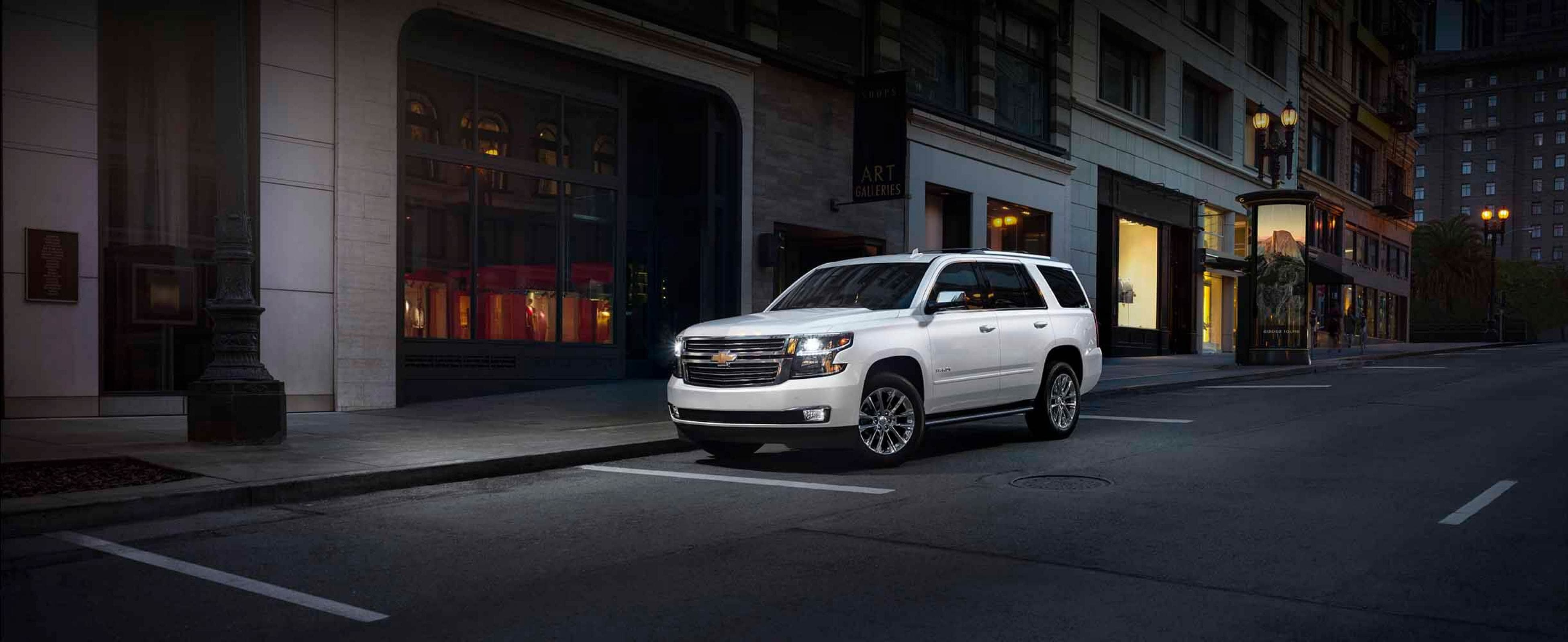 Full Size Suv Rental Chevy Tahoe Similar Budget Rent A Car