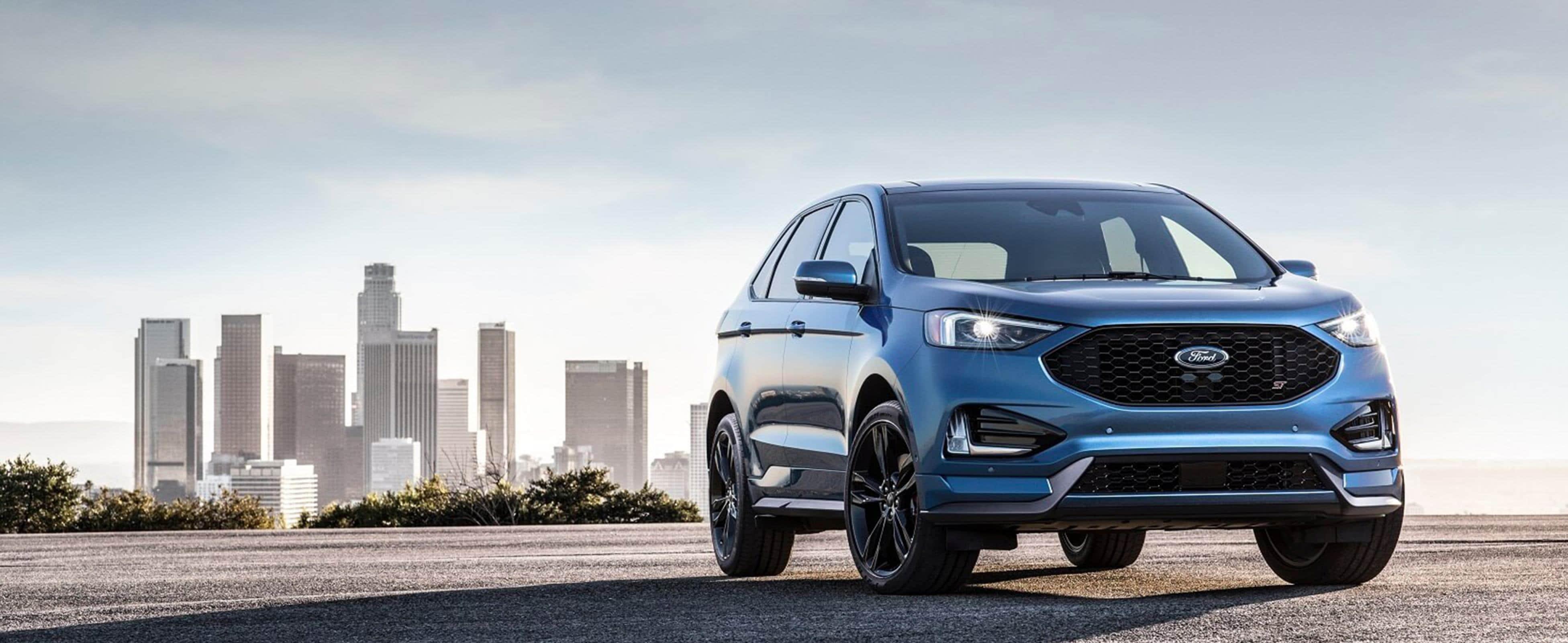 Standard Suv Rental Ford Edge Or Similar Budget Rent A Car