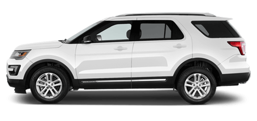 Ford Explorer 4wd Or Similar Luxury Suv